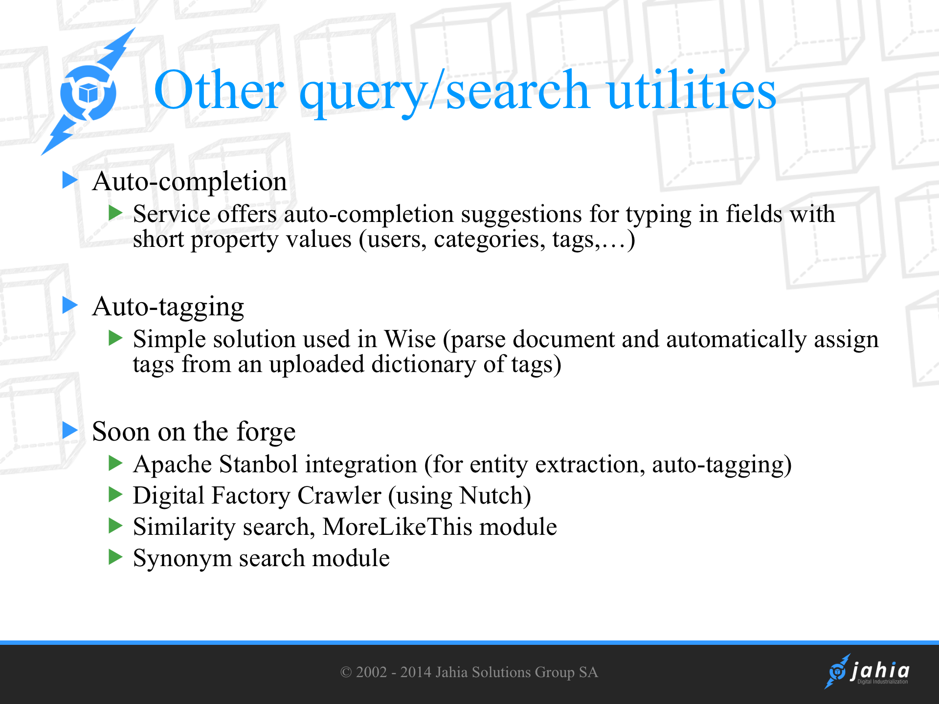 Query And Search Api Under The Hood Digital Experience Manager 73